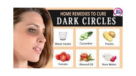 Tips for removing your dark circle