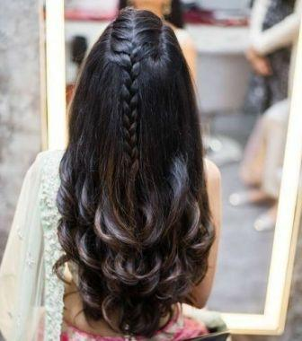 long hairstyle style