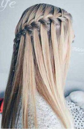15 Easy And Simple Hairstyles For Long Hair Girls 2019