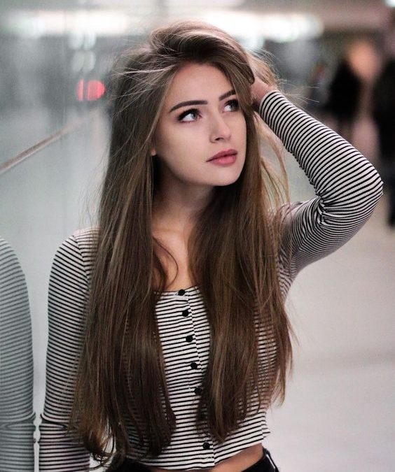 Pleasing 15 Easy And Simple Hairstyles For Long Hair Girls 2019 Schematic Wiring Diagrams Amerangerunnerswayorg