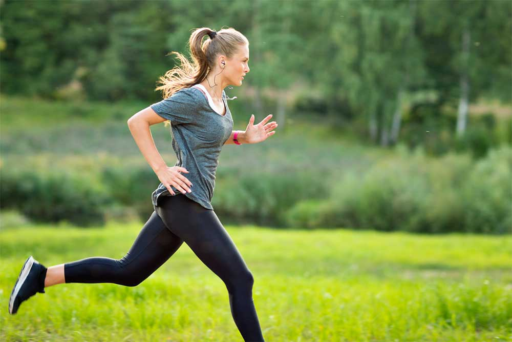 10 Major Benefits Of Running For Girls