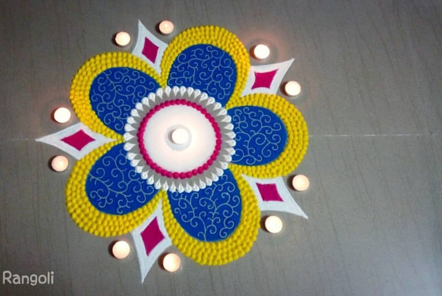 Rangoli Designs For Diwali 2019